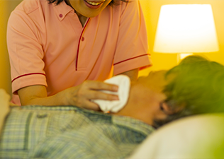 夜間訪問介護サービス事業